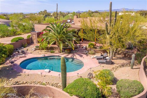 Photo of 5855 E QUAIL TRACK Drive, Scottsdale, AZ 85266 (MLS # 6218180)