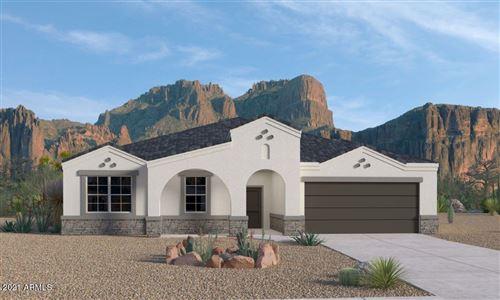 Photo of 44497 W PALO NUEZ Street, Maricopa, AZ 85138 (MLS # 6228180)