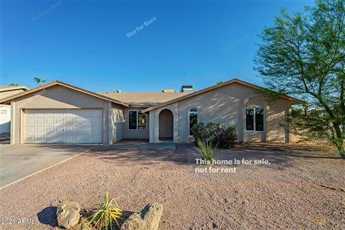 Photo of 2301 E ASPEN Drive, Tempe, AZ 85282 (MLS # 6254180)