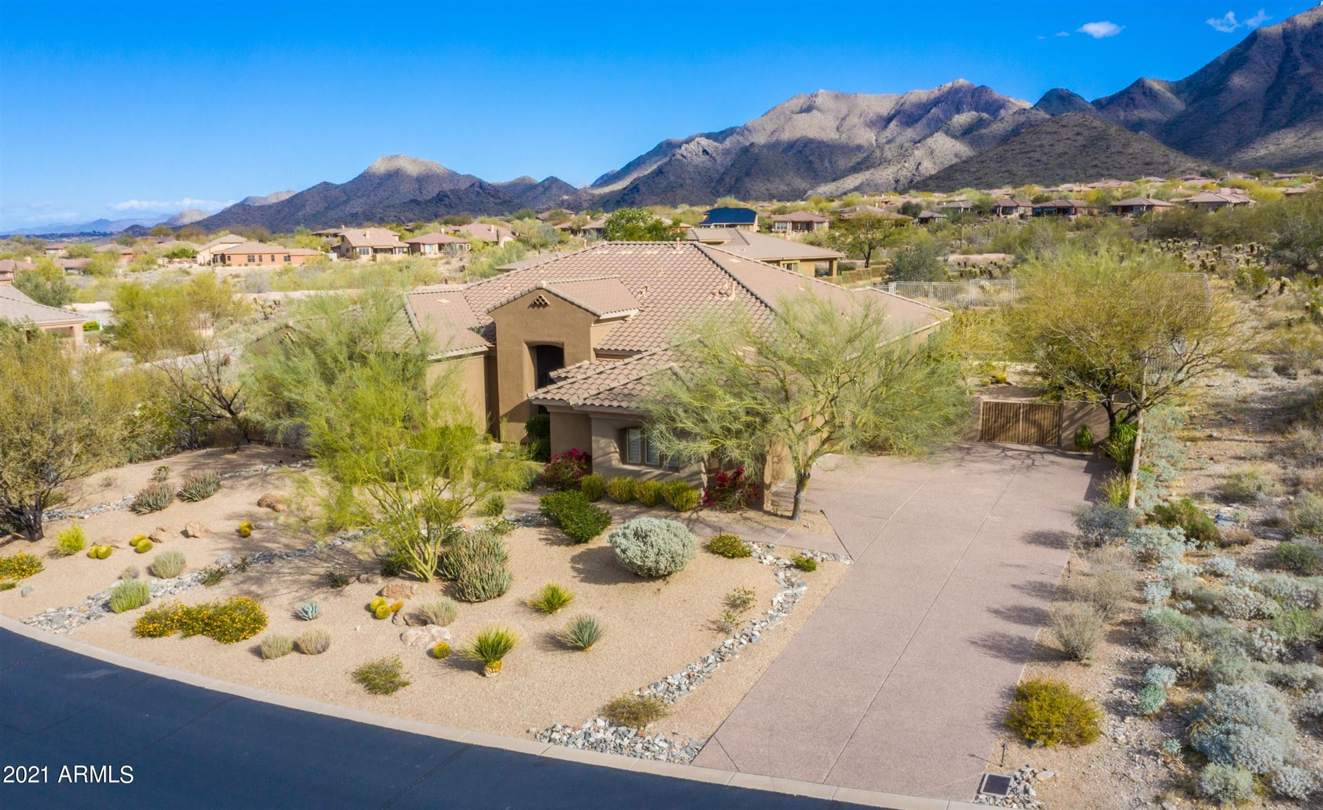 Photo of 11440 E WINCHCOMB Drive, Scottsdale, AZ 85255 (MLS # 6195180)