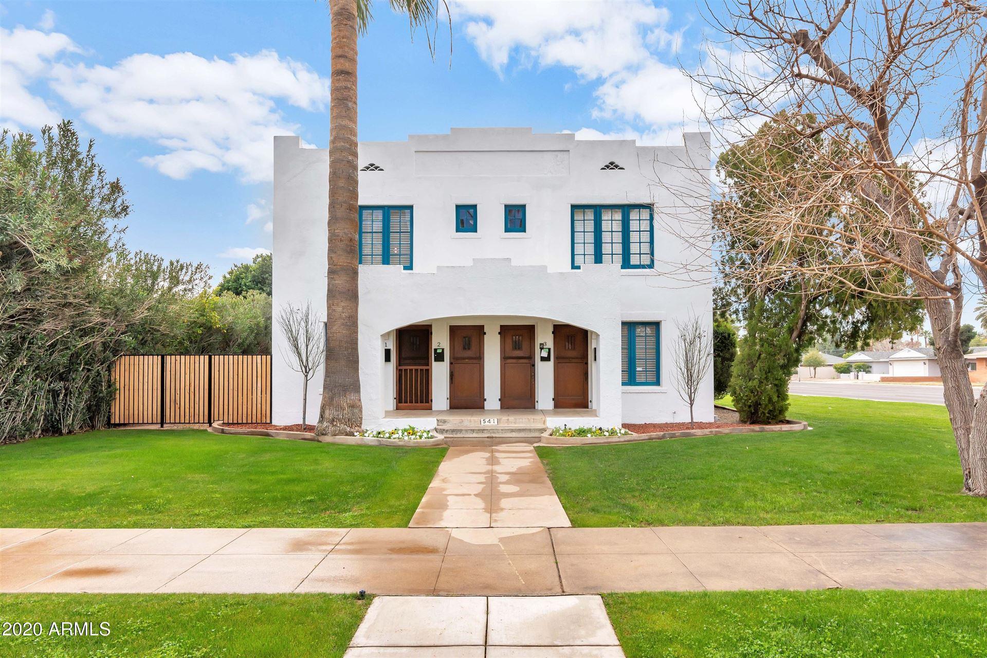 541 W MONTE VISTA Road, Phoenix, AZ 85003 - #: 6172181