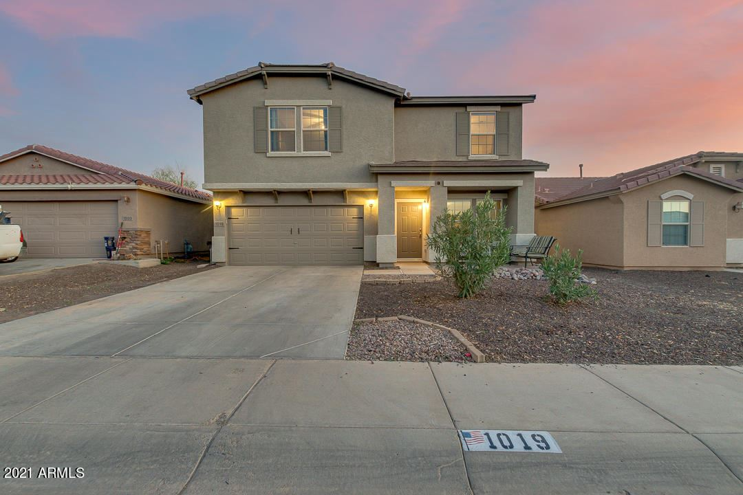 Photo of 1019 E LESLIE Avenue, San Tan Valley, AZ 85140 (MLS # 6202181)