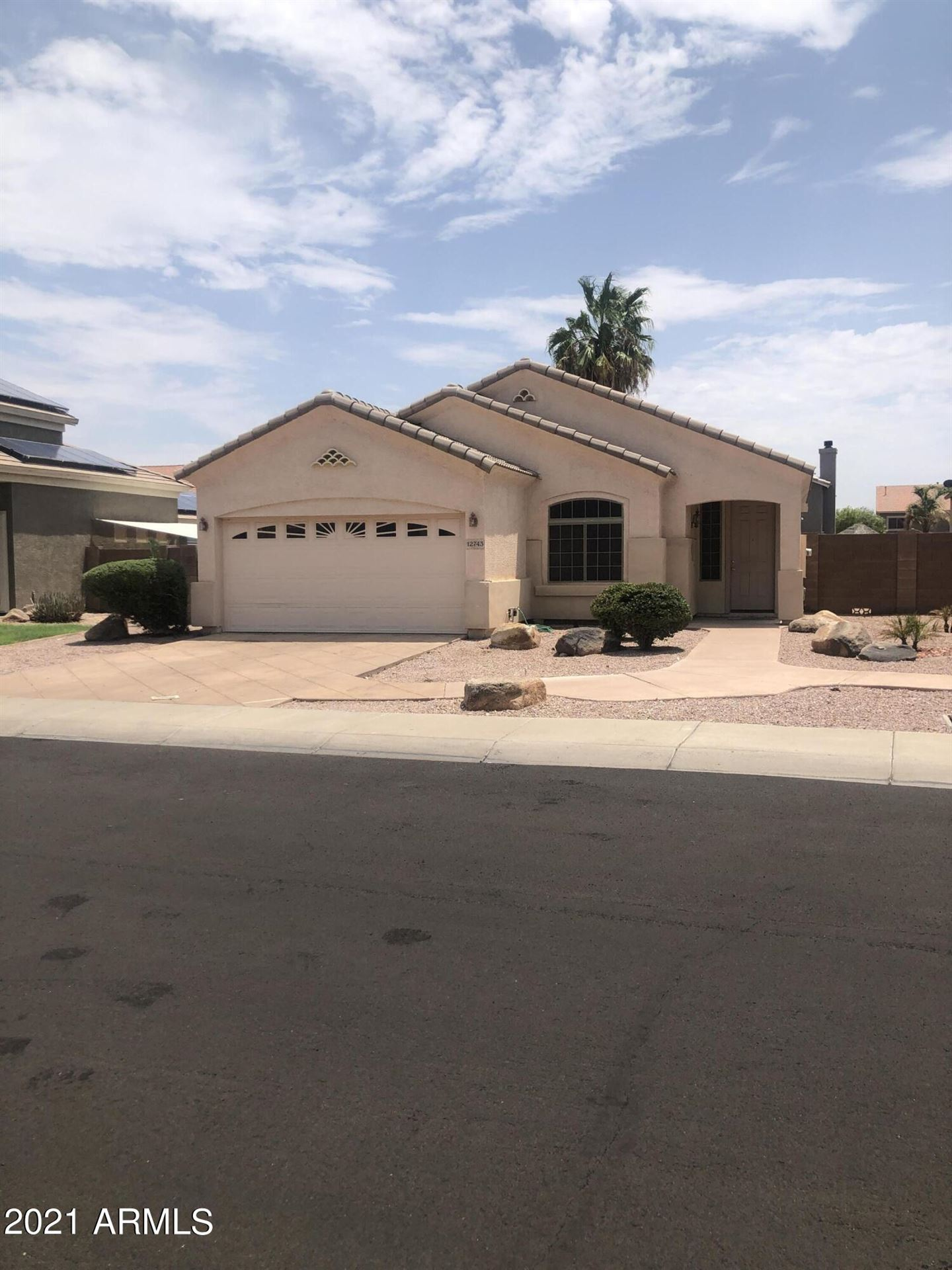 Photo of 12743 W Merrell Street, Avondale, AZ 85323 (MLS # 6266182)