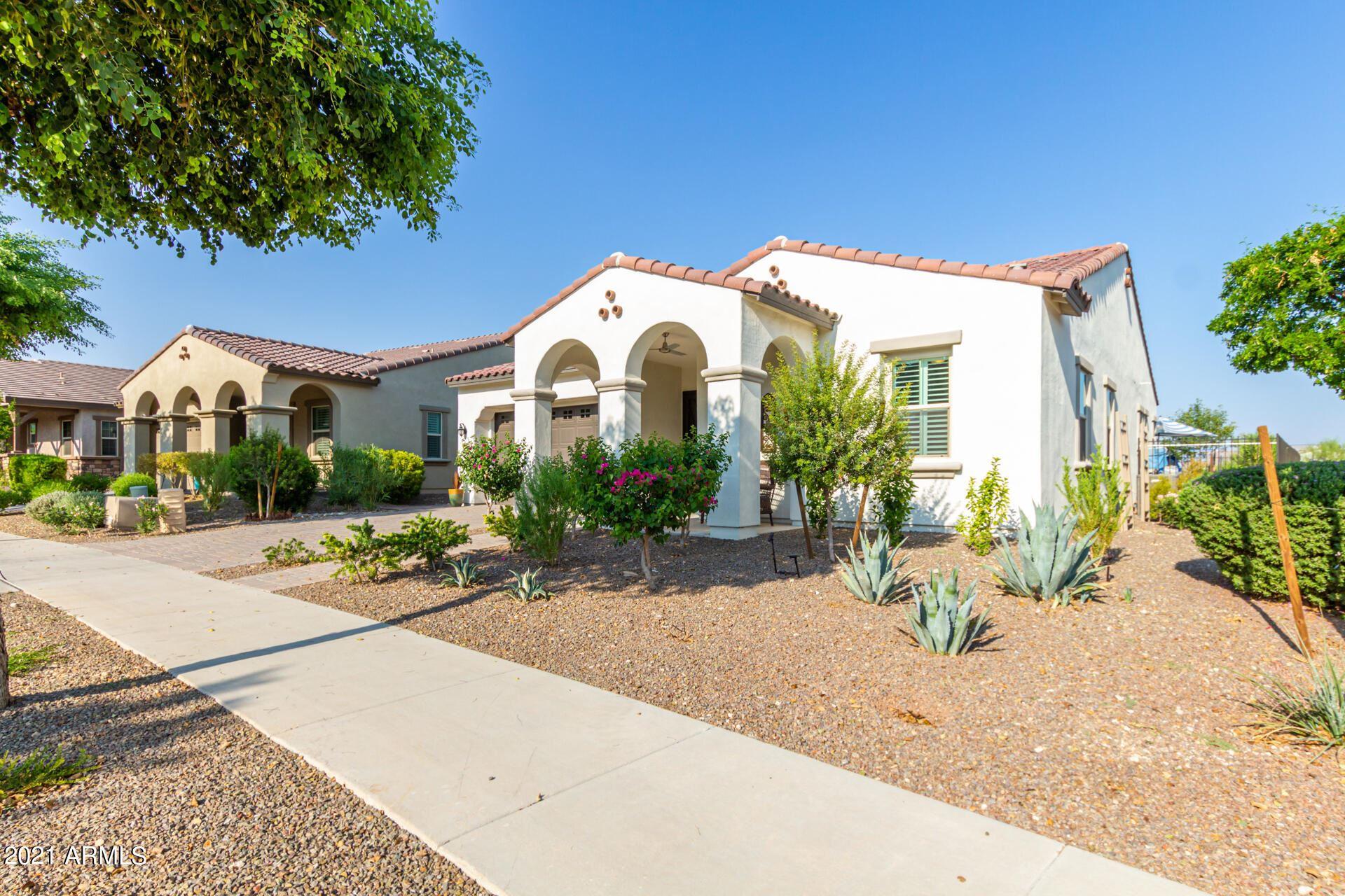Photo of 4937 N 207TH Avenue, Buckeye, AZ 85396 (MLS # 6294182)