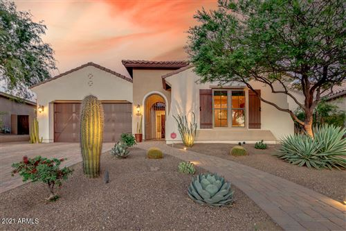 Photo of 5327 E MILTON Drive, Cave Creek, AZ 85331 (MLS # 6233184)