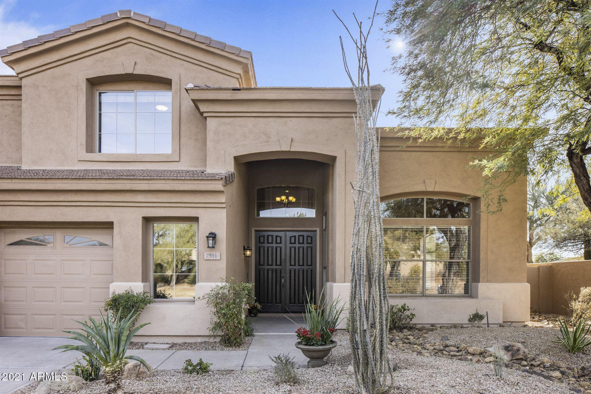 Photo for 7511 E TAILSPIN Lane, Scottsdale, AZ 85255 (MLS # 6178184)