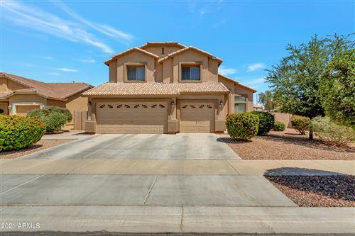 Photo of 14156 W DESERT HILLS Drive, Surprise, AZ 85379 (MLS # 6235185)