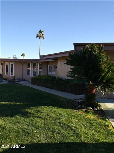 Photo of 10633 W HUTTON Drive, Sun City, AZ 85351 (MLS # 6198186)