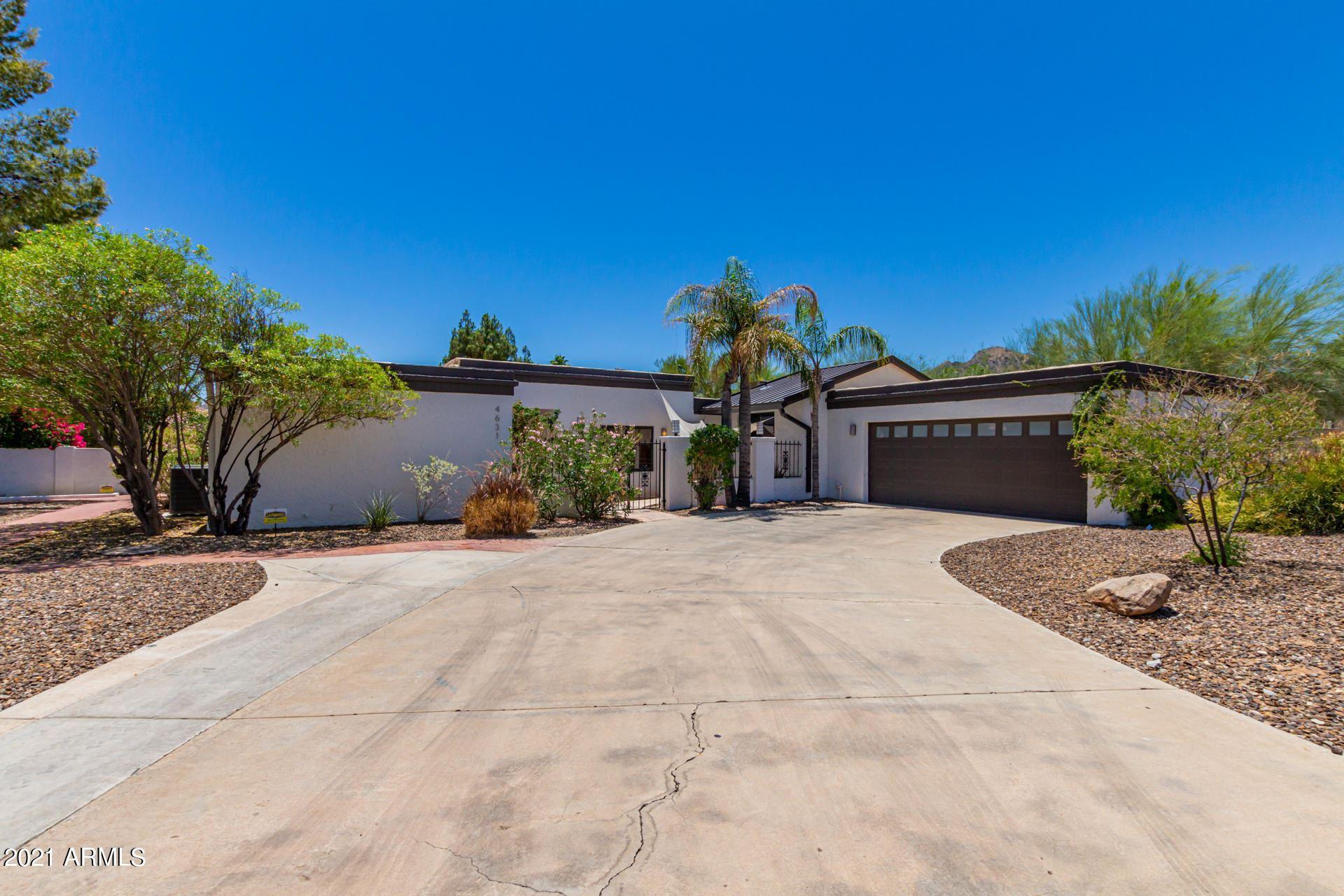4631 E FANFOL Drive, Phoenix, AZ 85028 - MLS#: 6243186