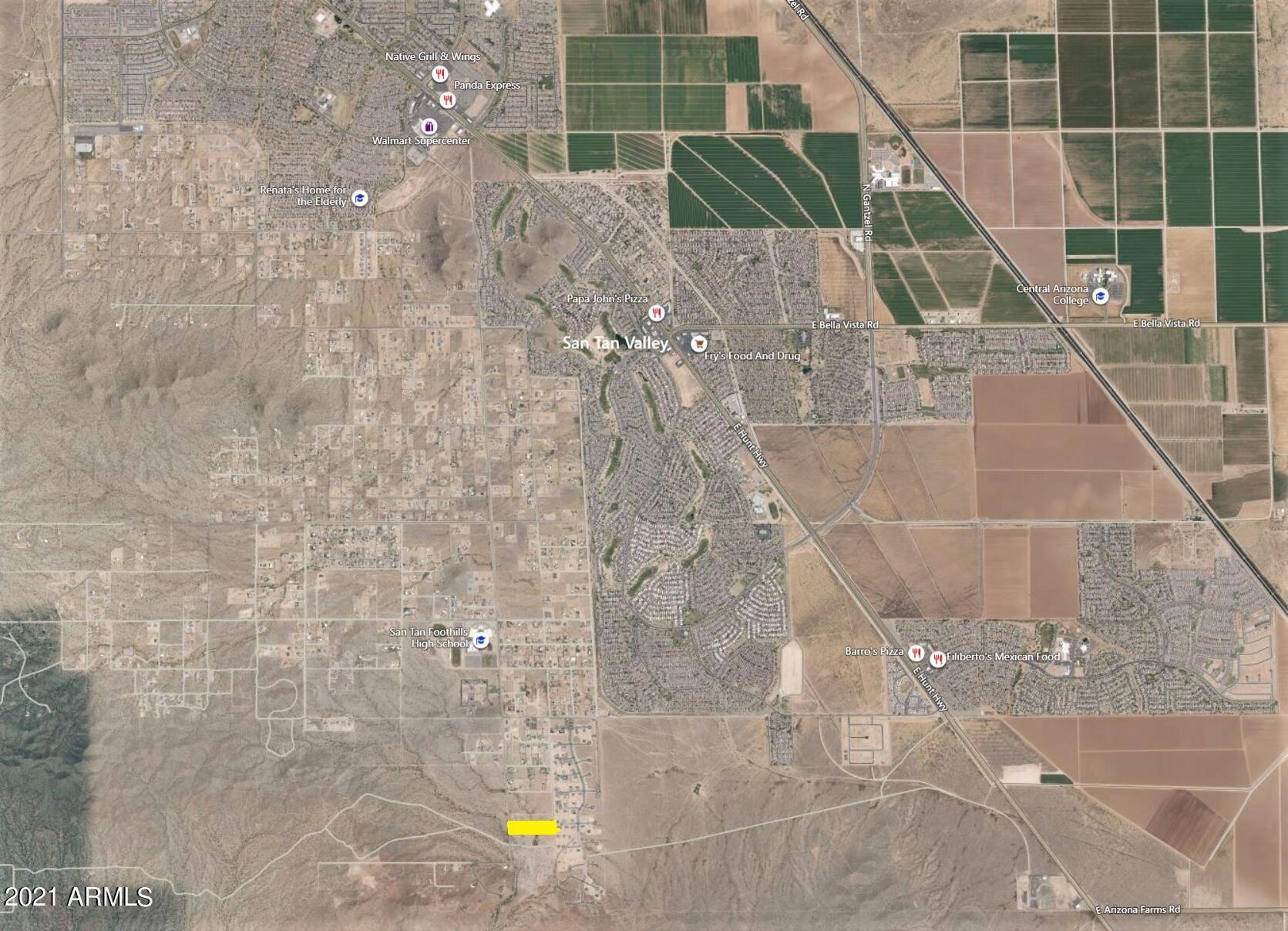 Photo of 0 S Gary Road, San Tan Valley, AZ 85143 (MLS # 6249186)