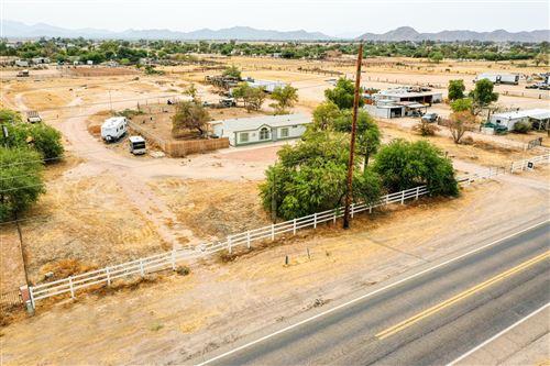 Tiny photo for 50741 W PAPAGO Road, Maricopa, AZ 85139 (MLS # 6129188)