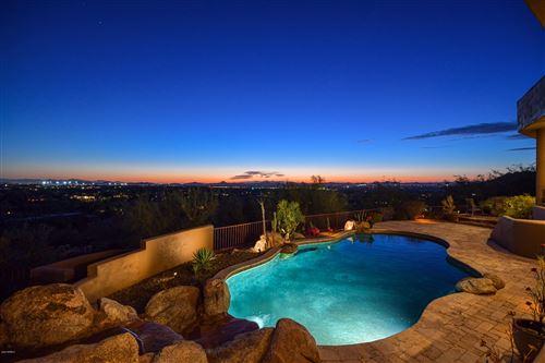 Photo of 35025 N El Sendero Road, Carefree, AZ 85377 (MLS # 6165188)