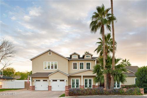 Photo of 5507 E Calle Del Paisano --, Phoenix, AZ 85018 (MLS # 6200188)