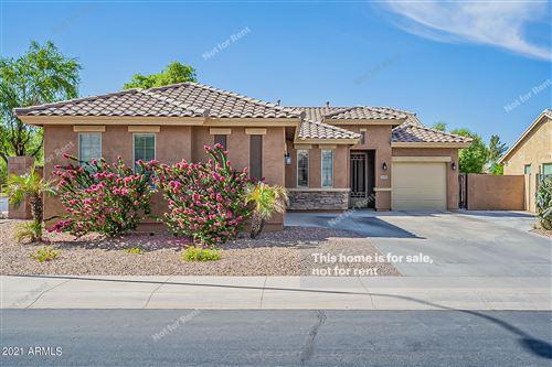 Photo of 2151 E YELLOWSTONE Place, Chandler, AZ 85249 (MLS # 6232188)
