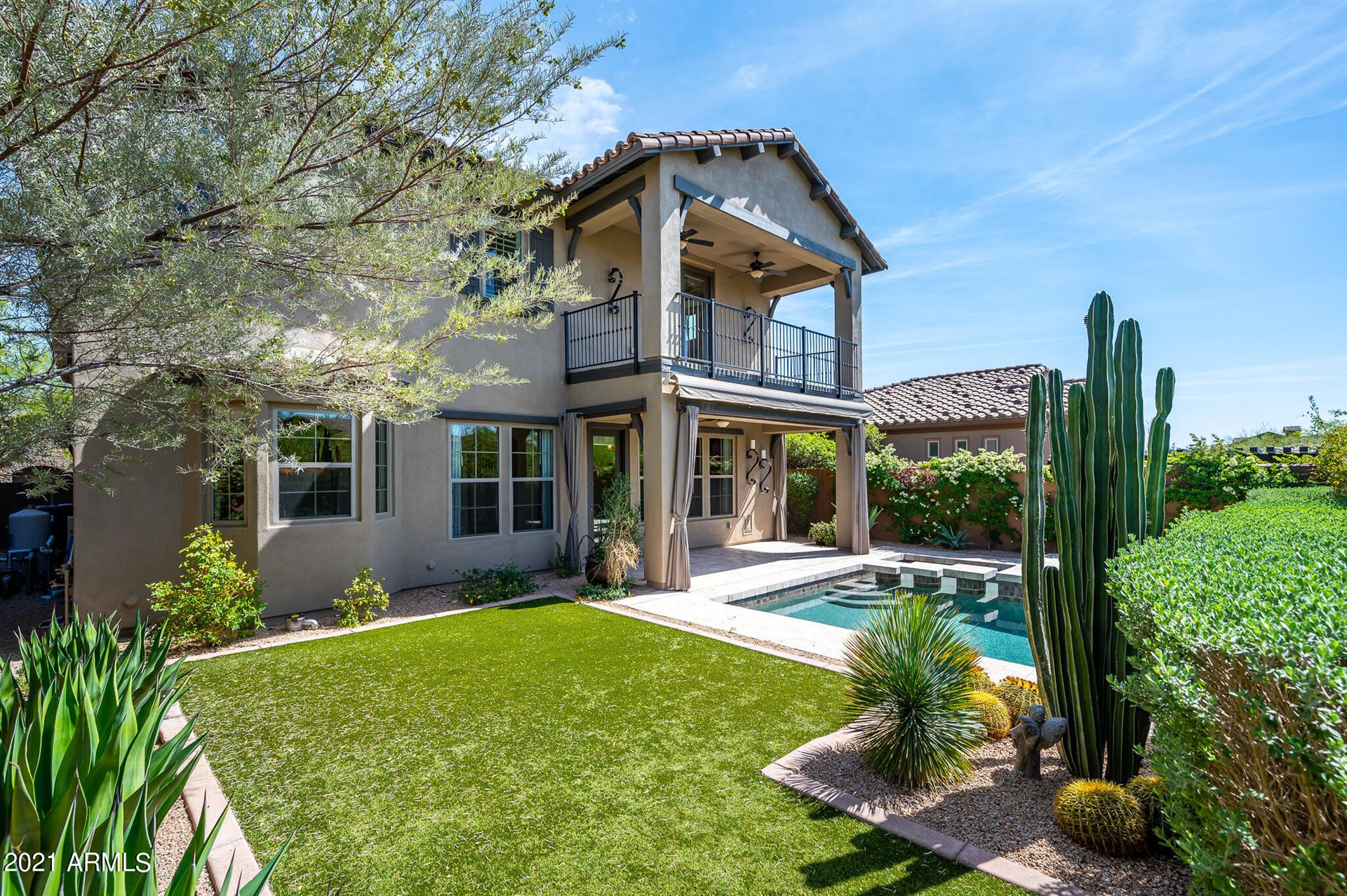 Photo of 20434 N 98TH Place, Scottsdale, AZ 85255 (MLS # 6215188)