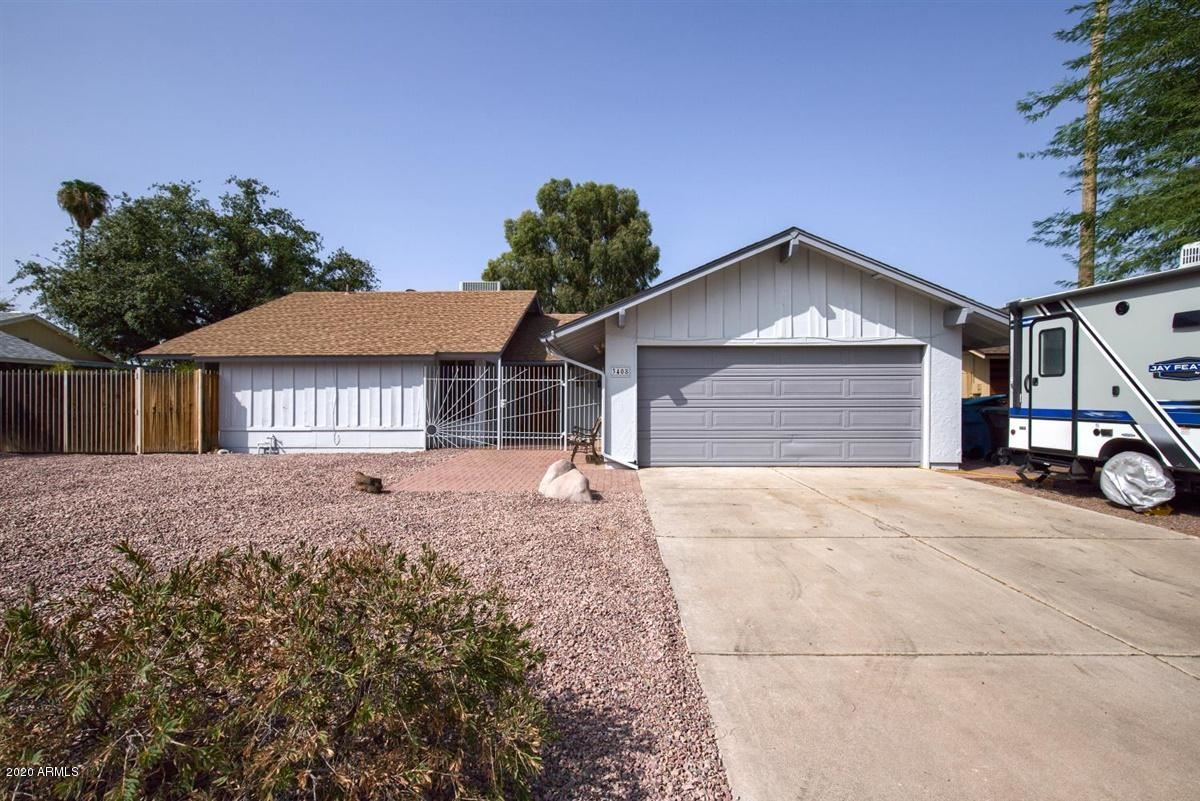 3408 W SANDRA Terrace, Phoenix, AZ 85053 - MLS#: 6131189