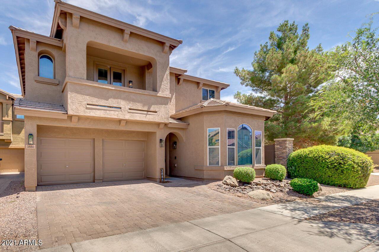 Photo of 3886 E KESLER Lane, Gilbert, AZ 85295 (MLS # 6248189)