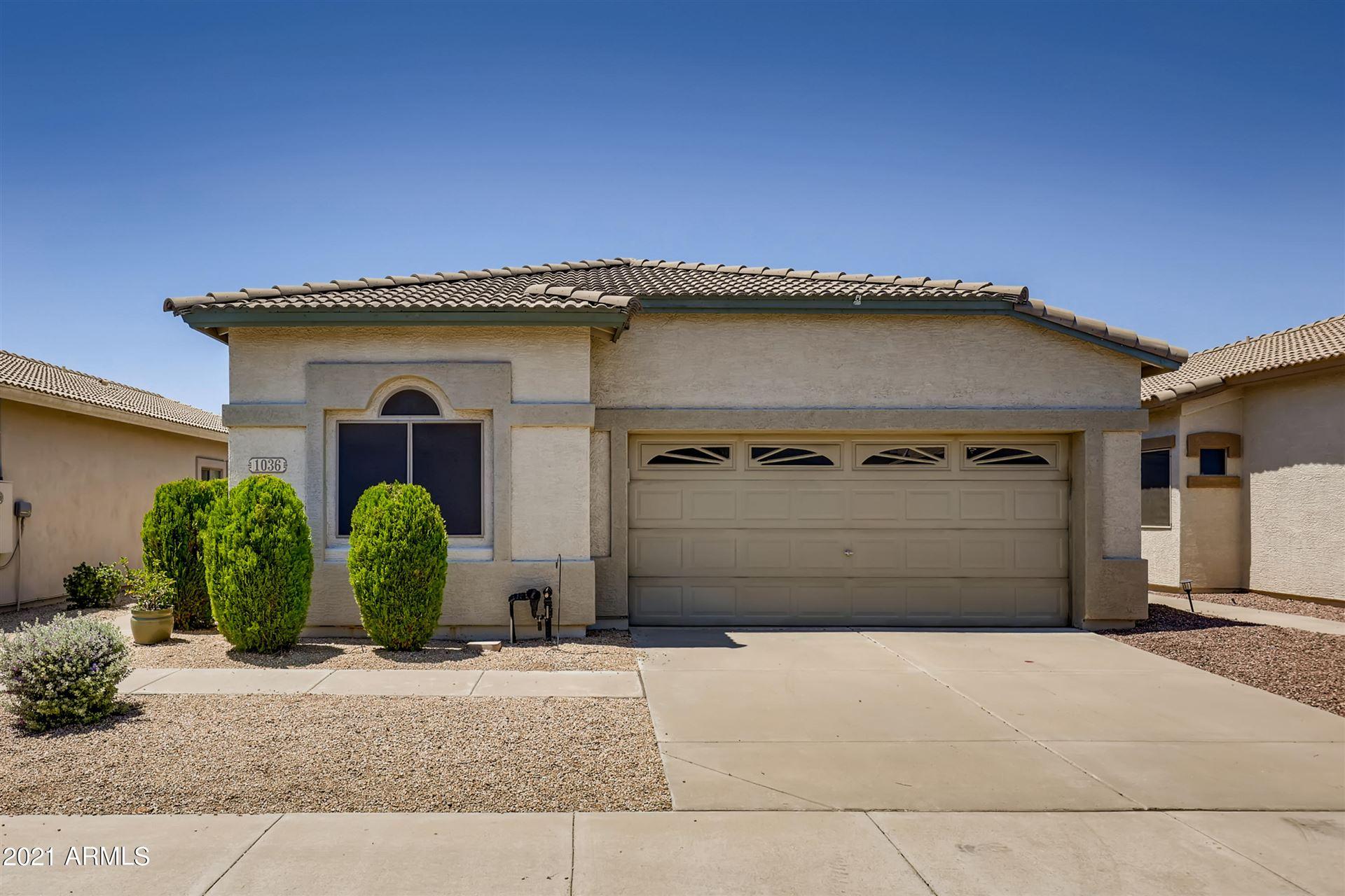 1036 S 99TH Place, Mesa, AZ 85208 - MLS#: 6276189