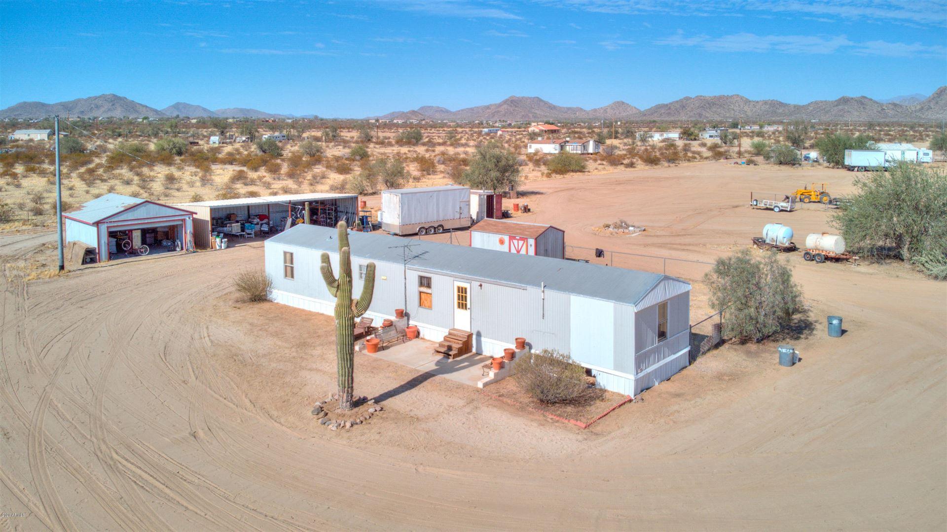 Photo for 53860 W BARNES Road, Maricopa, AZ 85139 (MLS # 6161190)