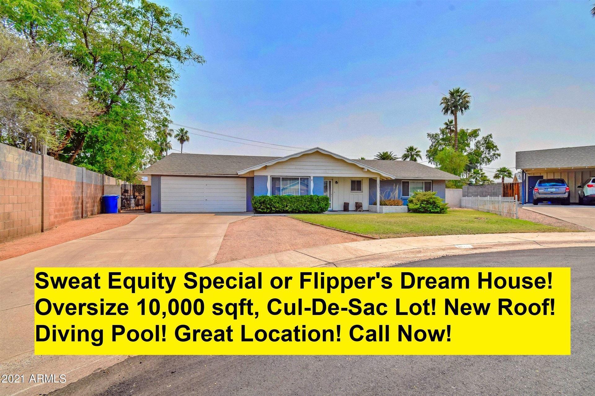 1424 N SUNSET Drive, Tempe, AZ 85281 - MLS#: 6252190