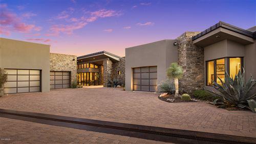 Photo of 11129 E DISTANT HILLS Drive #25, Scottsdale, AZ 85262 (MLS # 6044191)