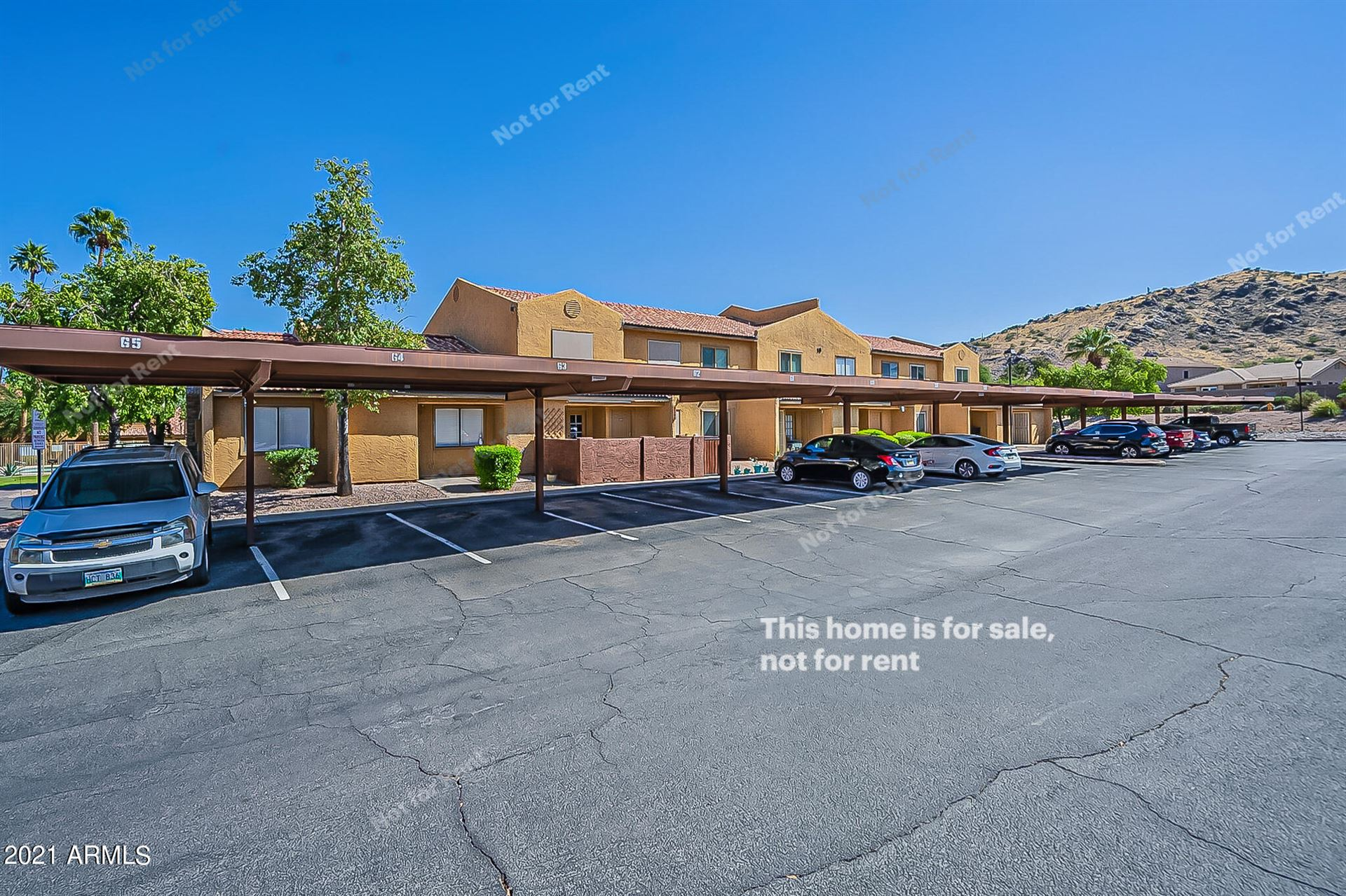 3511 E BASELINE Road #1146, Phoenix, AZ 85042 - MLS#: 6311191