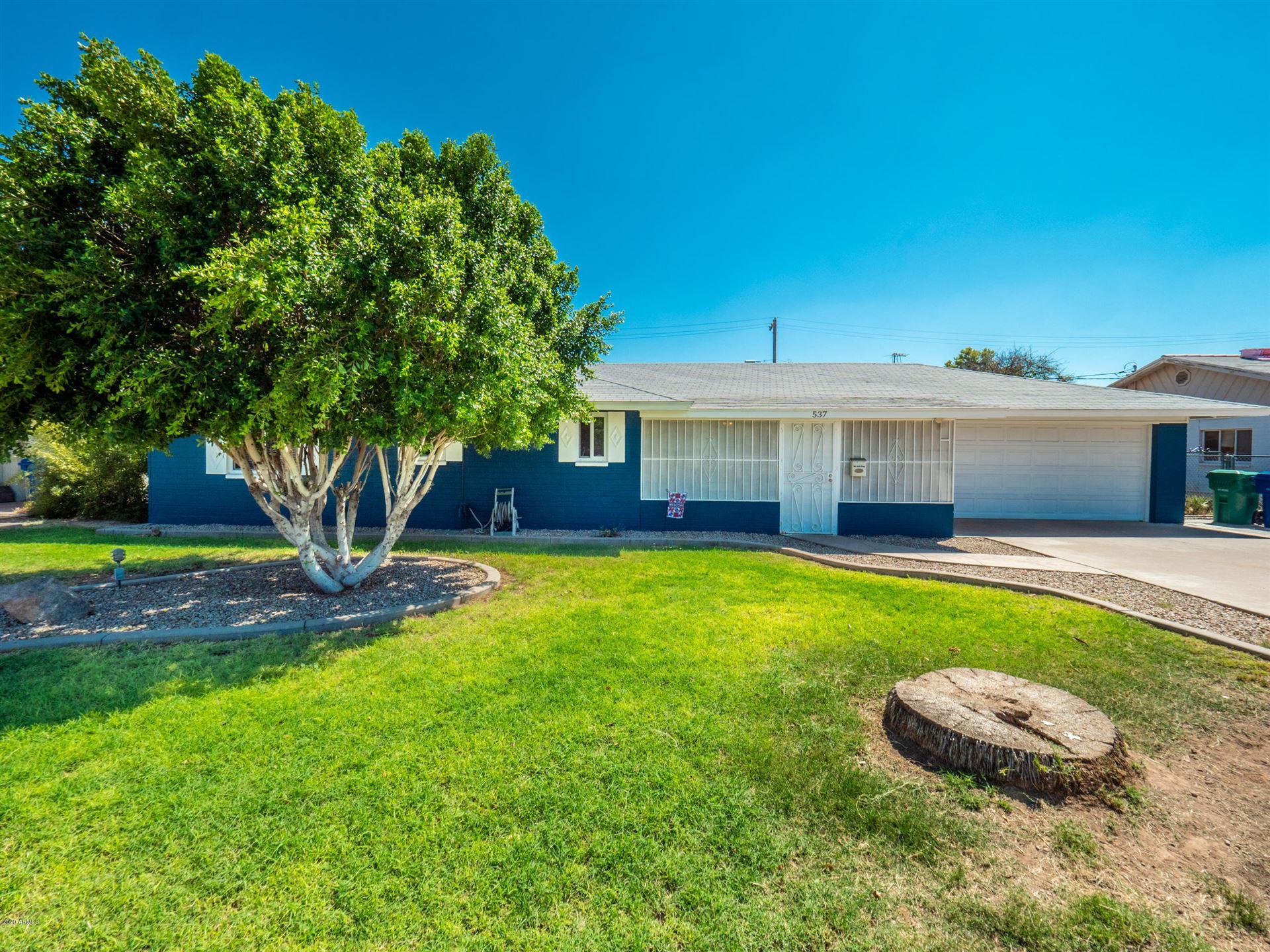 537 W 3RD Place, Mesa, AZ 85201 - MLS#: 6128192