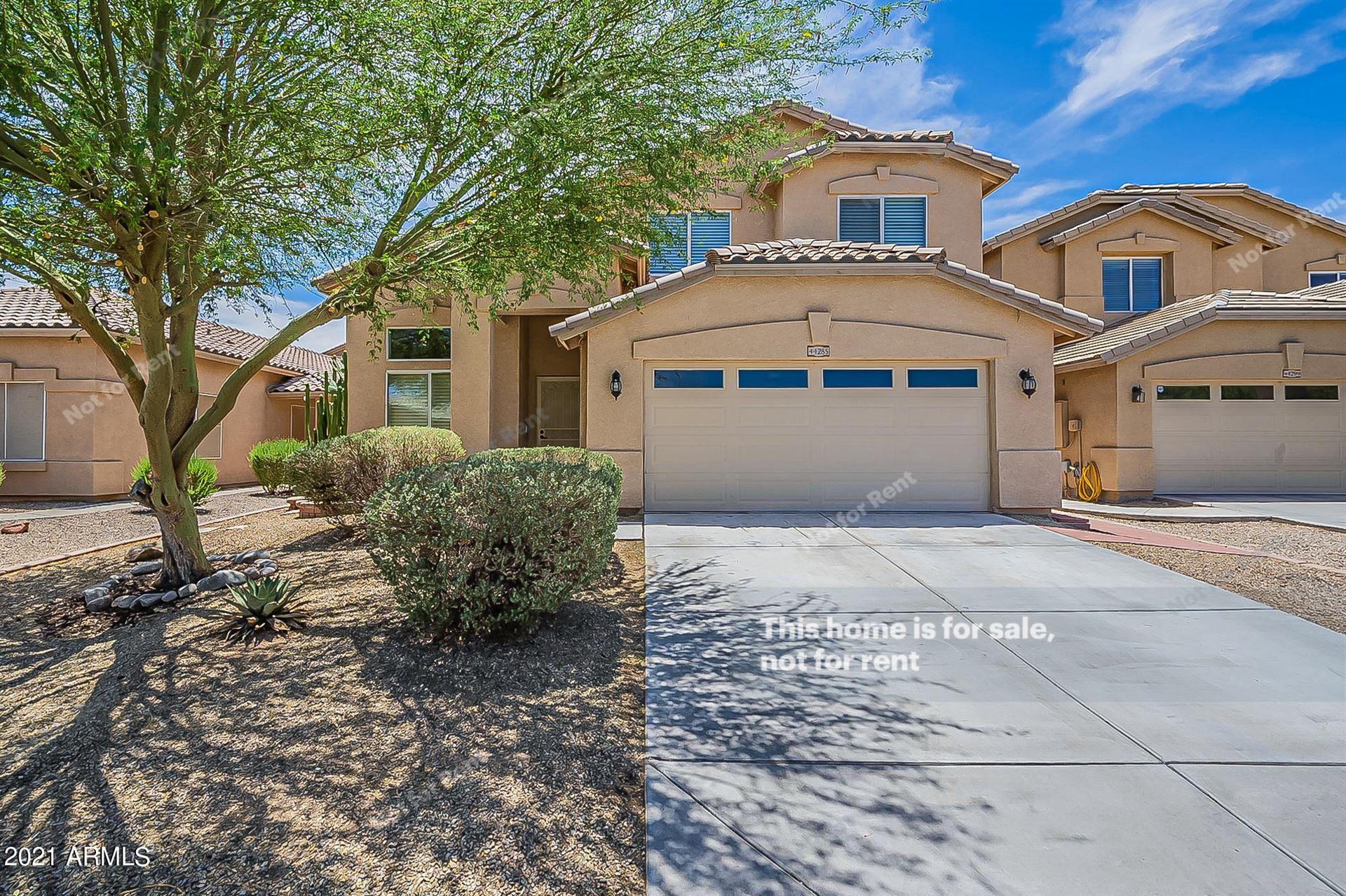 Photo for 44285 W OSTER Drive, Maricopa, AZ 85138 (MLS # 6250193)