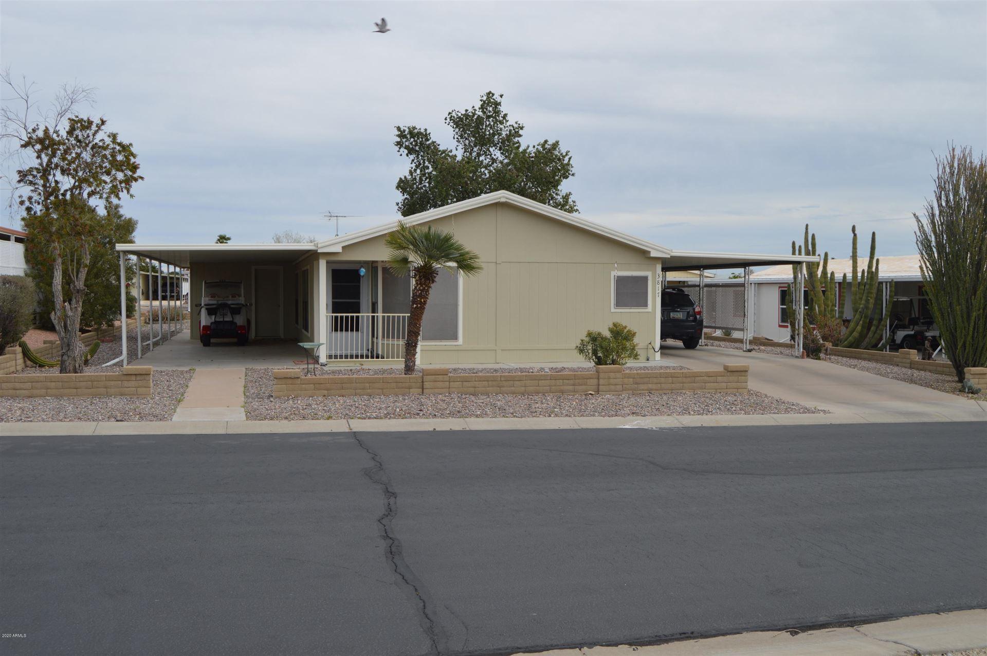 3817 N MINNESOTA Avenue, Florence, AZ 85132 - MLS#: 6040194