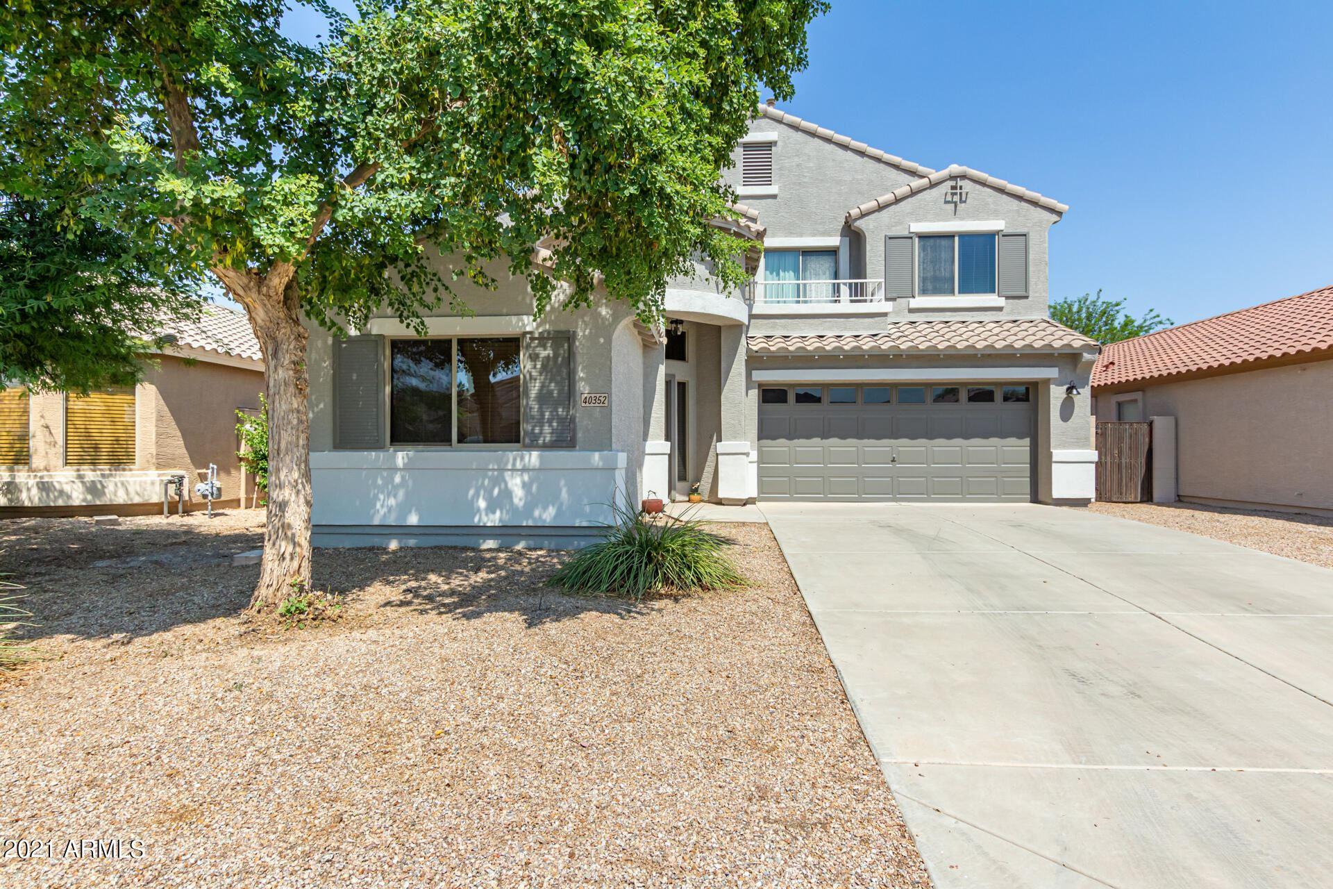 Photo for 40352 W NOVAK Lane, Maricopa, AZ 85138 (MLS # 6292194)