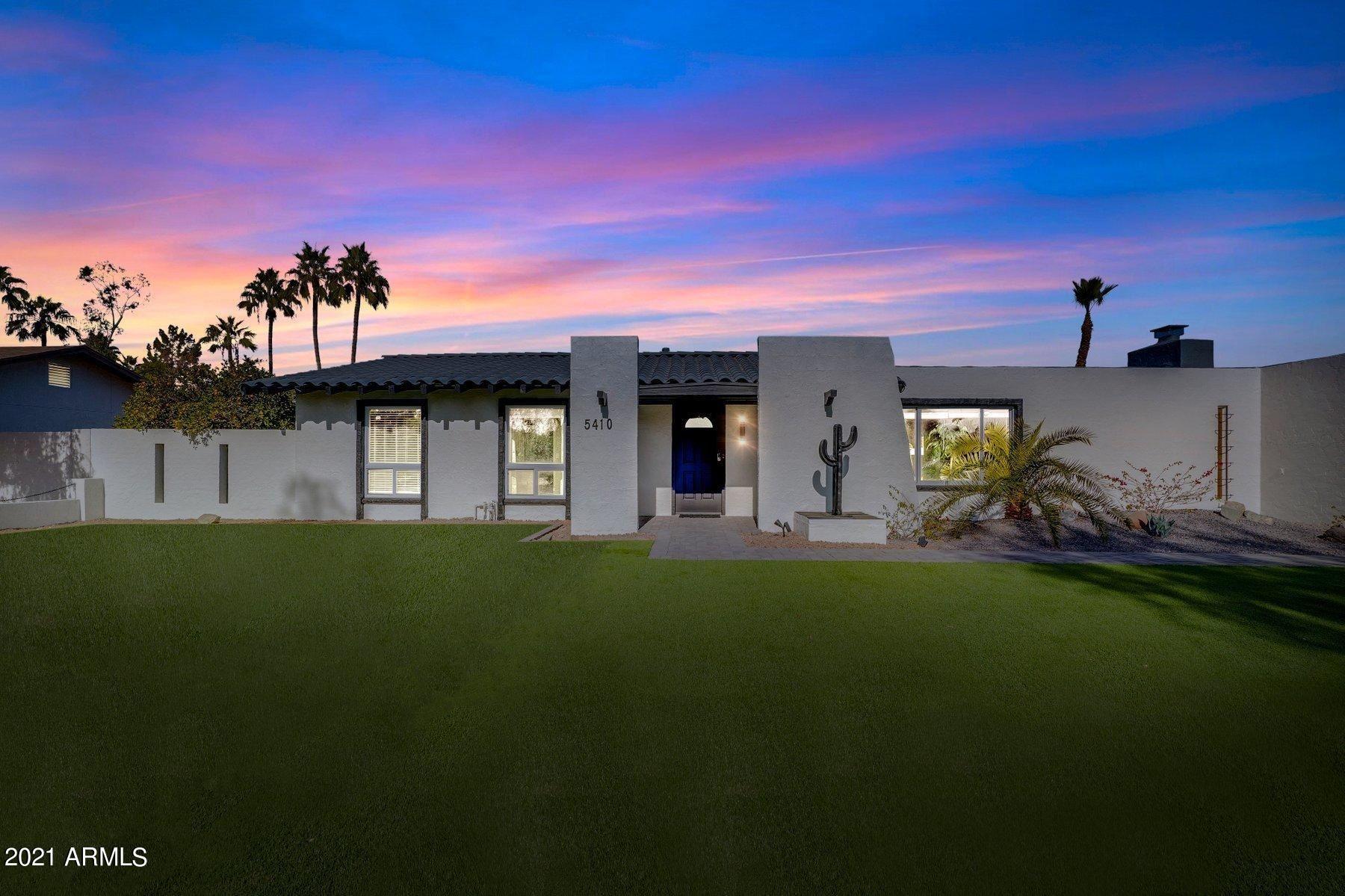 Photo for 5410 E CACTUS Road, Scottsdale, AZ 85254 (MLS # 6179195)
