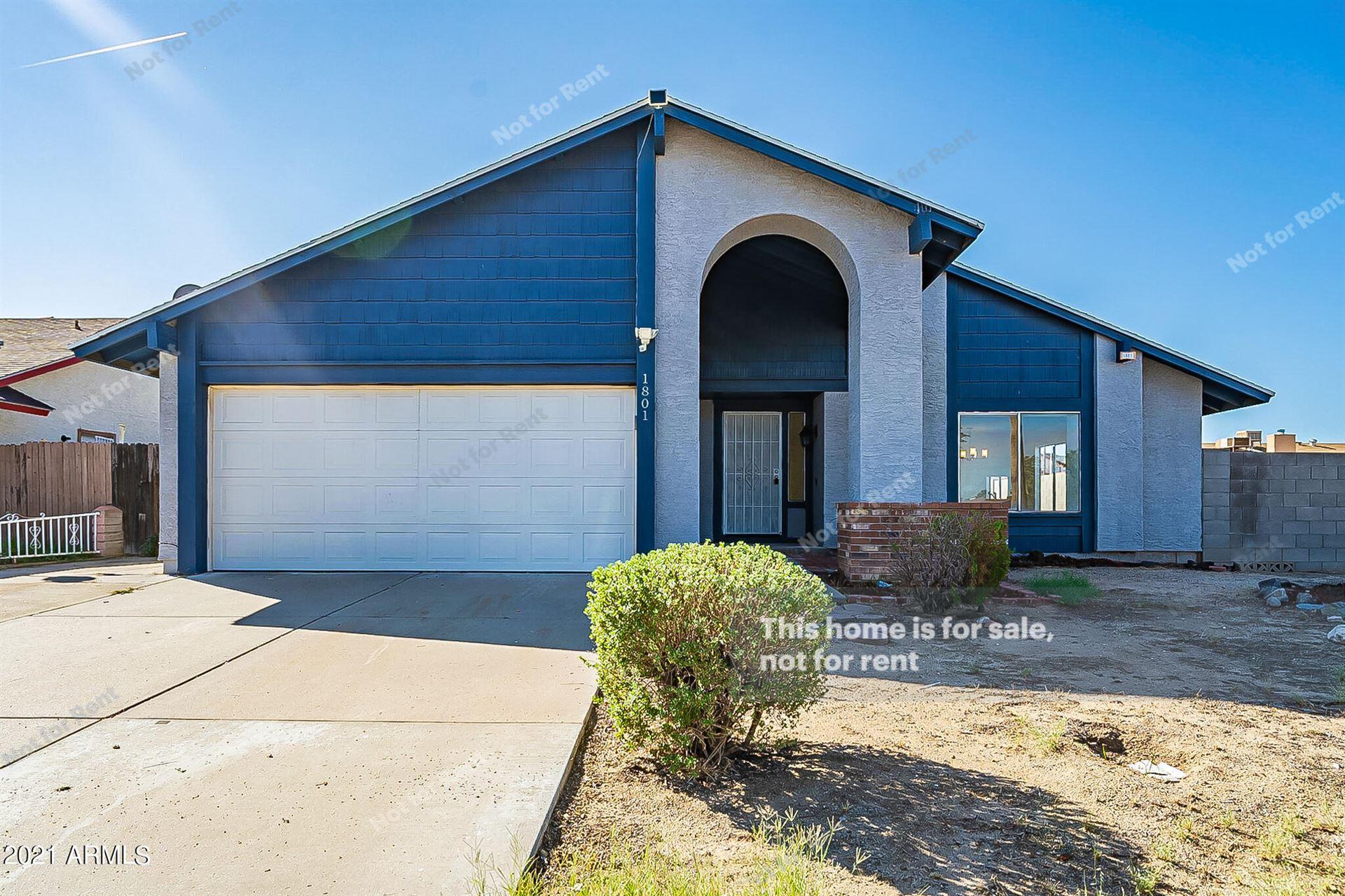 1801 E SAINT CHARLES Avenue, Phoenix, AZ 85042 - MLS#: 6305195
