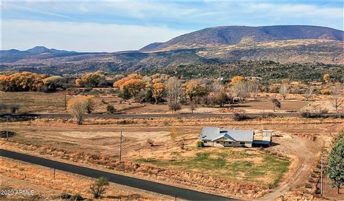 Photo of 2410 S Peavine Road, Skull Valley, AZ 86338 (MLS # 6172196)