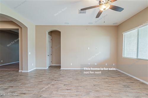 Tiny photo for 41436 W CENTENNIAL Drive, Maricopa, AZ 85138 (MLS # 6280198)