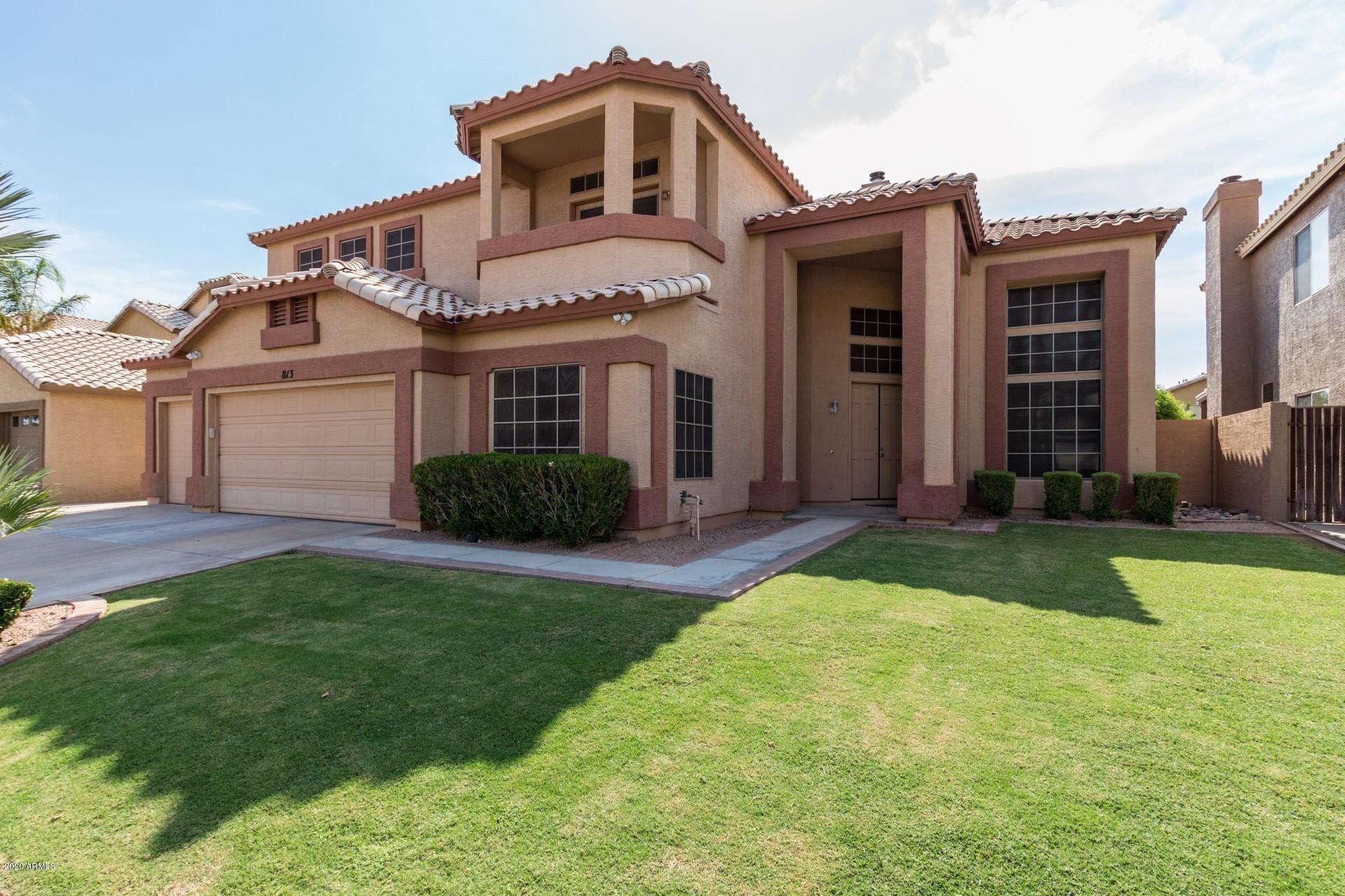 813 S Copper Key Court, Gilbert, AZ 85233 - #: 6022198