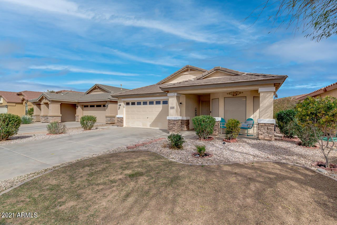 Photo of 34389 N MASHONA Trail, San Tan Valley, AZ 85143 (MLS # 6203198)