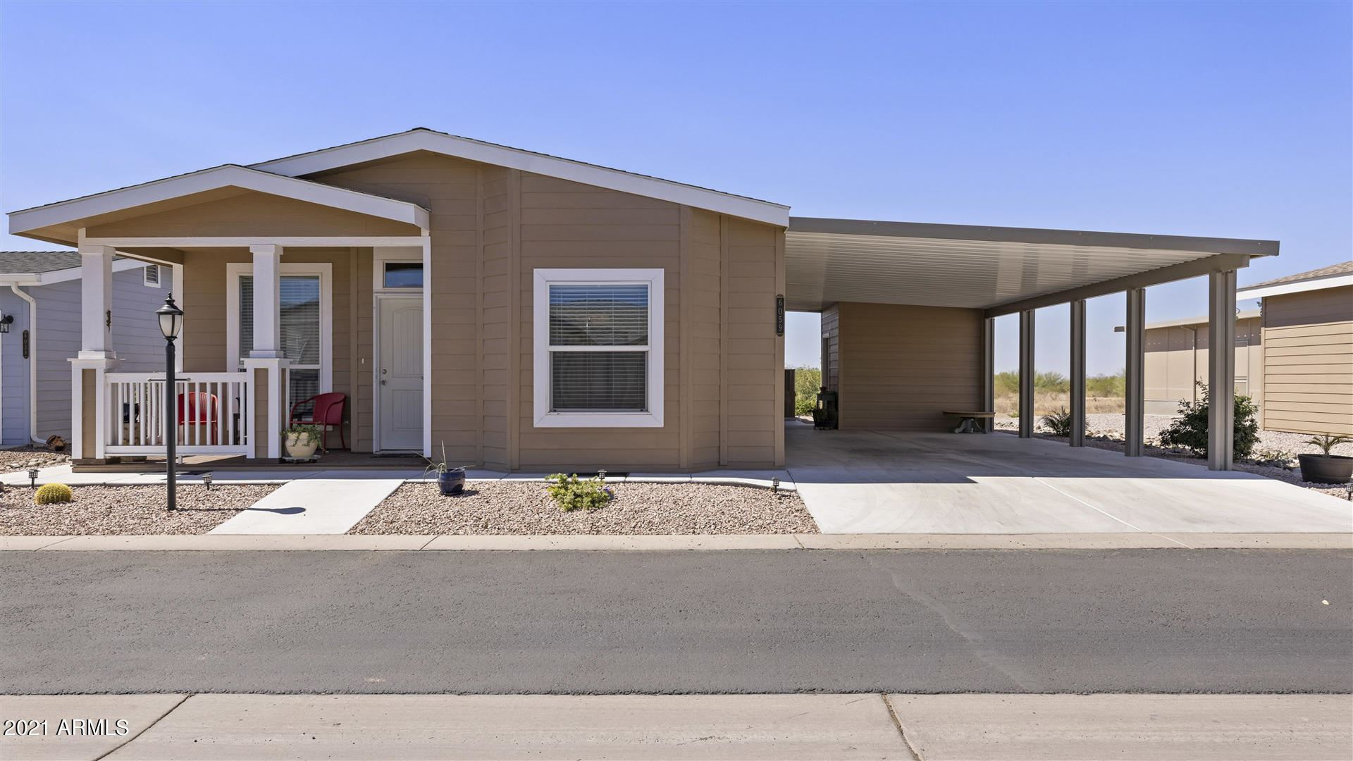 3301 S GOLDFIELD Road #6059, Apache Junction, AZ 85119 - #: 6252198