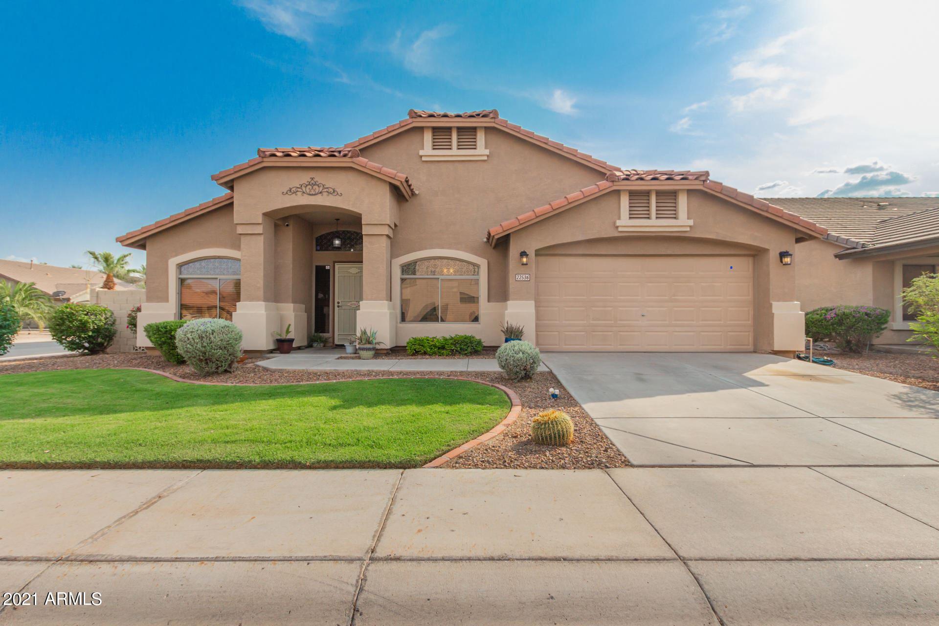 Photo for 22536 N HALEY Drive, Maricopa, AZ 85138 (MLS # 6265198)