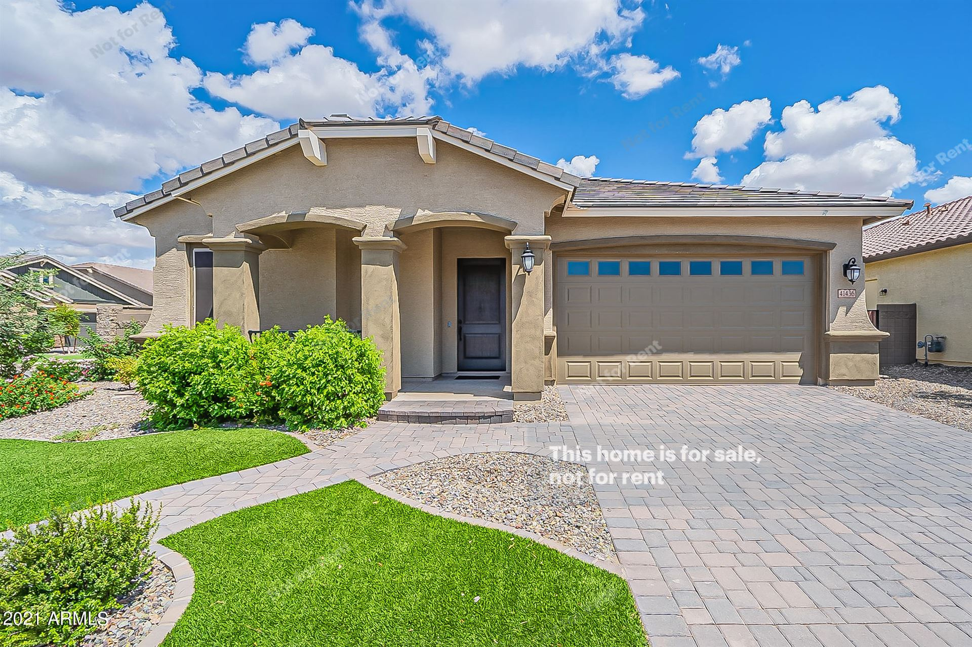 Photo for 41436 W CENTENNIAL Drive, Maricopa, AZ 85138 (MLS # 6280198)