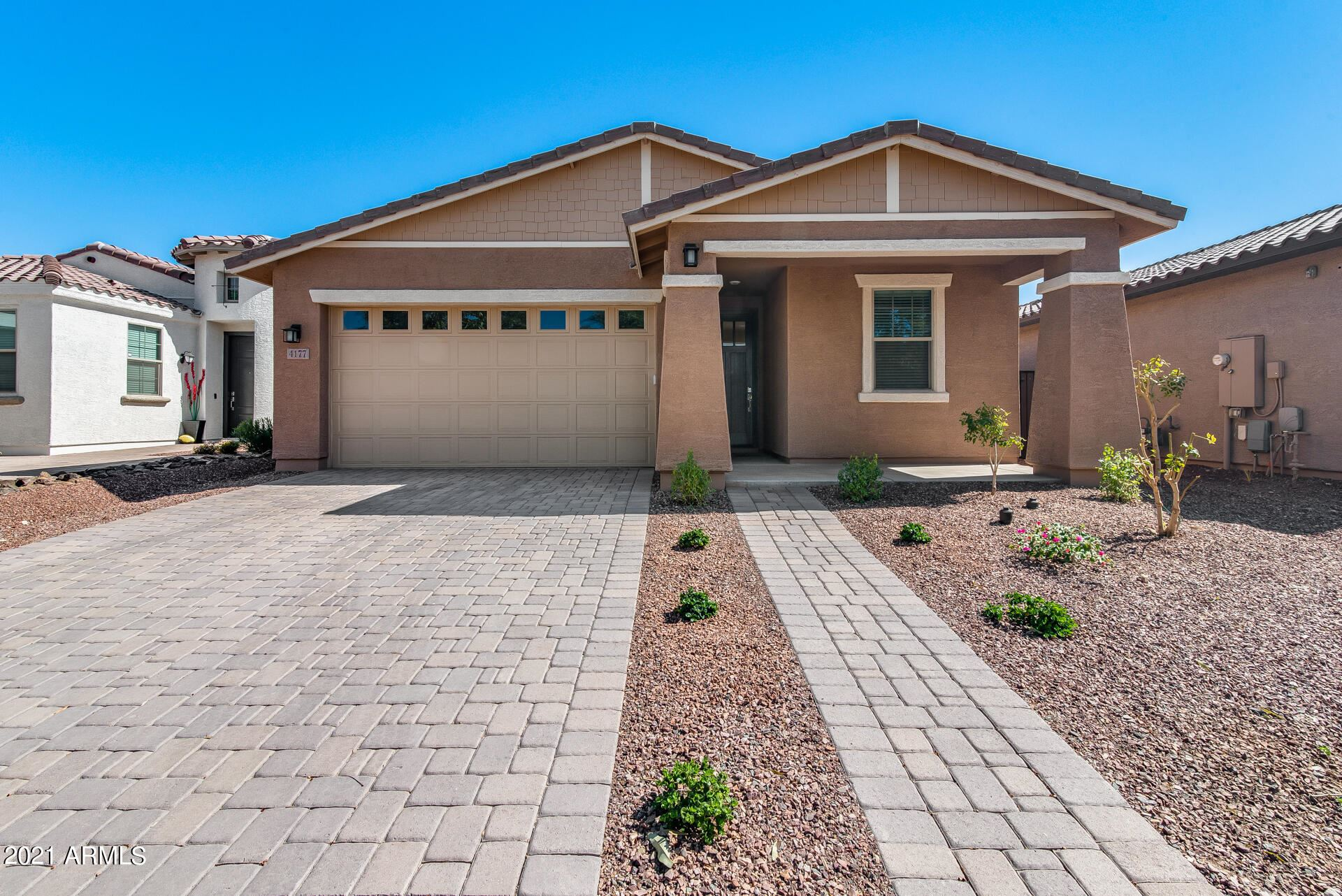 Photo of 4177 N 198TH Avenue, Litchfield Park, AZ 85340 (MLS # 6310198)