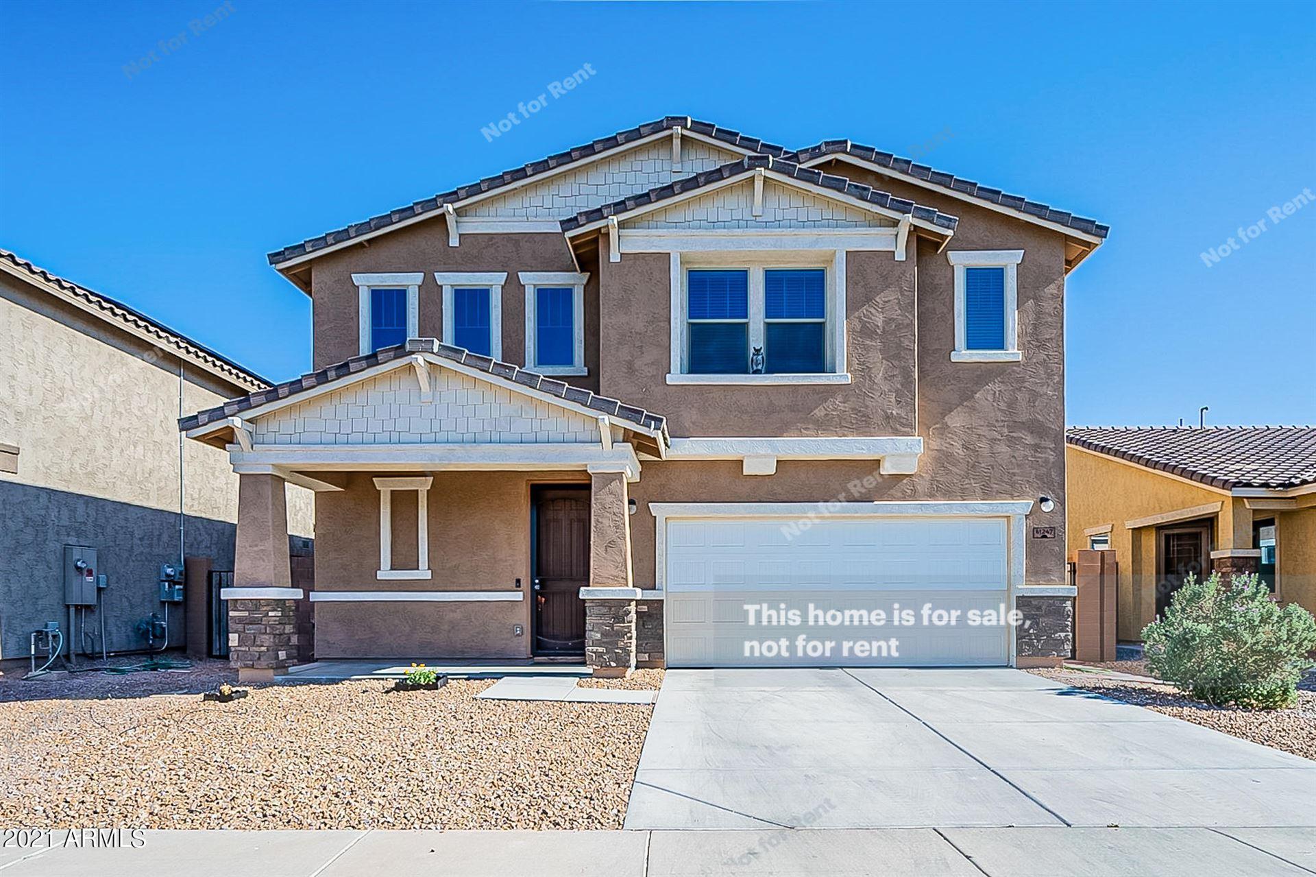 Photo for 41247 W ELM Drive, Maricopa, AZ 85138 (MLS # 6244199)
