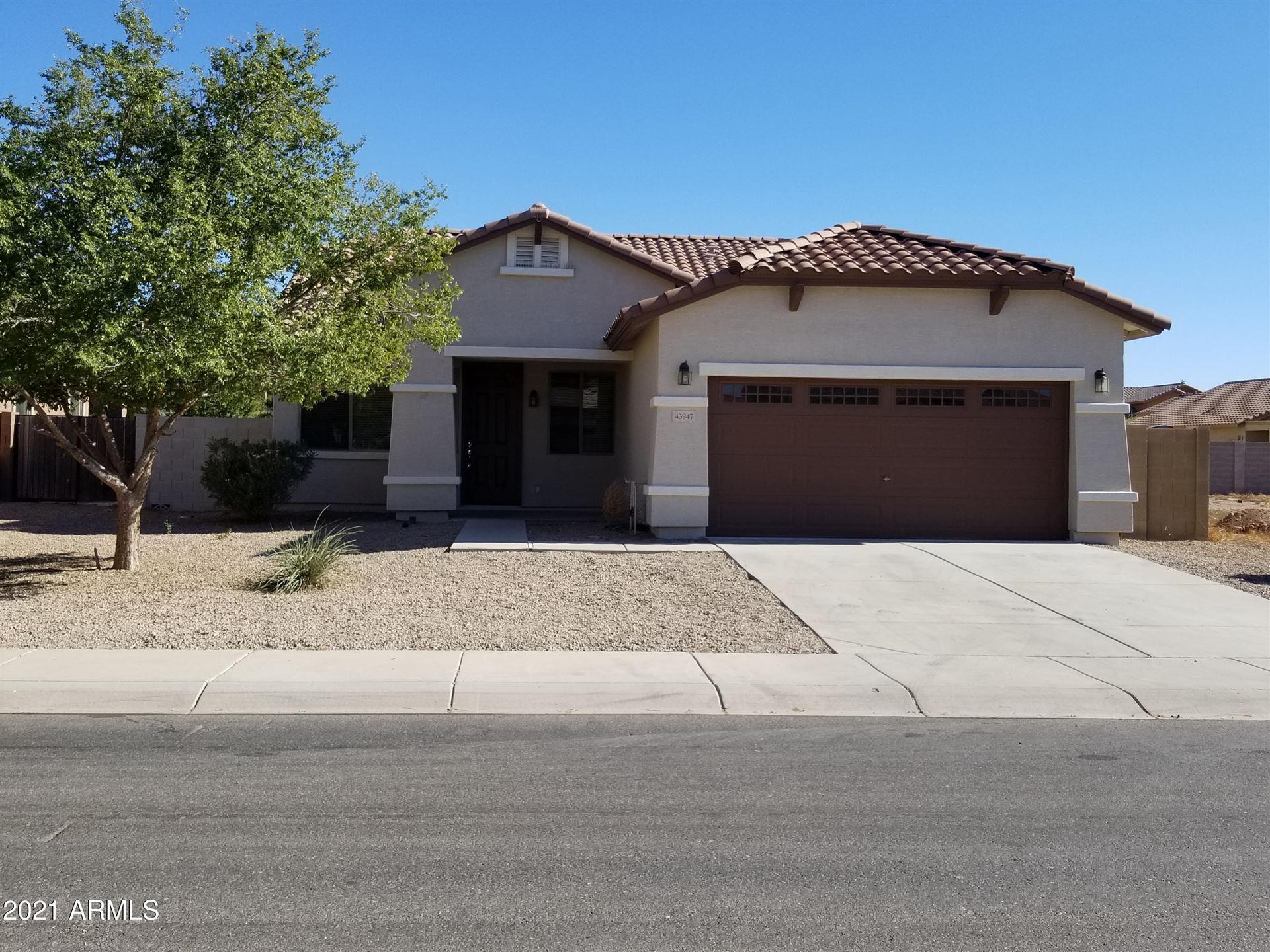 Photo for 43947 W PALO CENIZA Way, Maricopa, AZ 85138 (MLS # 6263199)