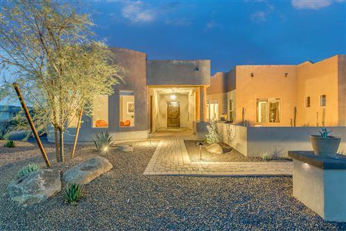 Photo of 16738 E Madre Del Oro Drive, Scottsdale, AZ 85262 (MLS # 6131200)