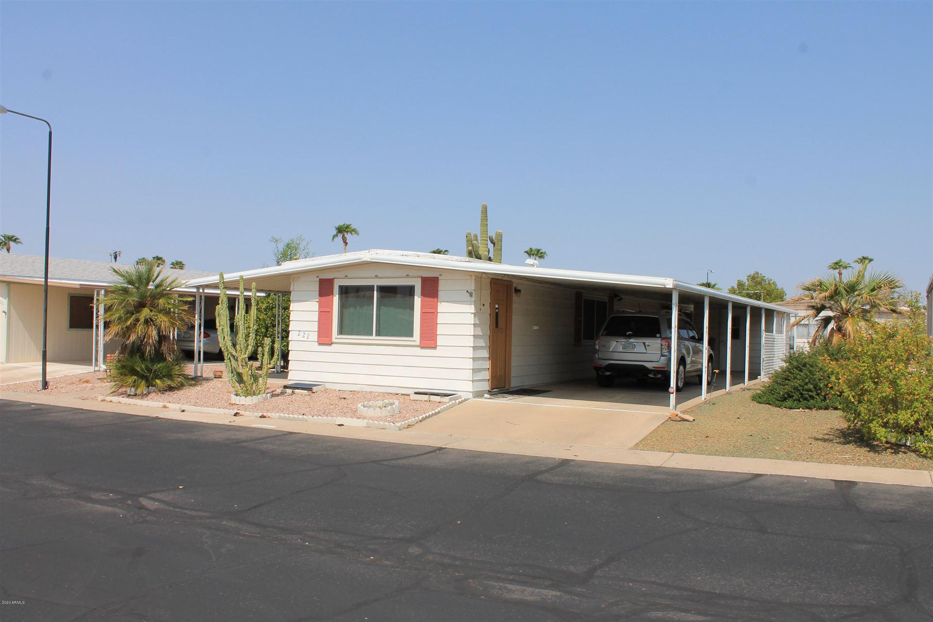 8103 E Southern Avenue #222, Mesa, AZ 85209 - MLS#: 6135200