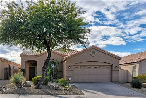 Photo of 9163 E NITTANY Drive, Scottsdale, AZ 85255 (MLS # 6012201)