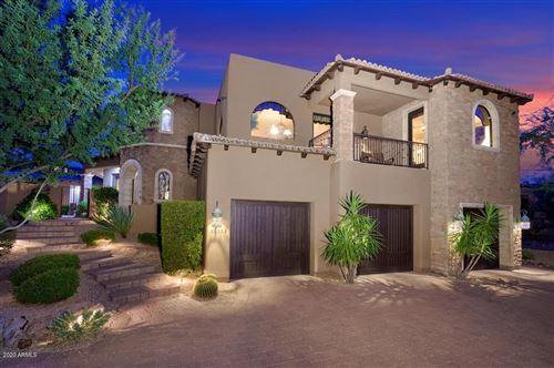 Photo of 10553 E GREYTHORN Drive, Scottsdale, AZ 85262 (MLS # 6132201)