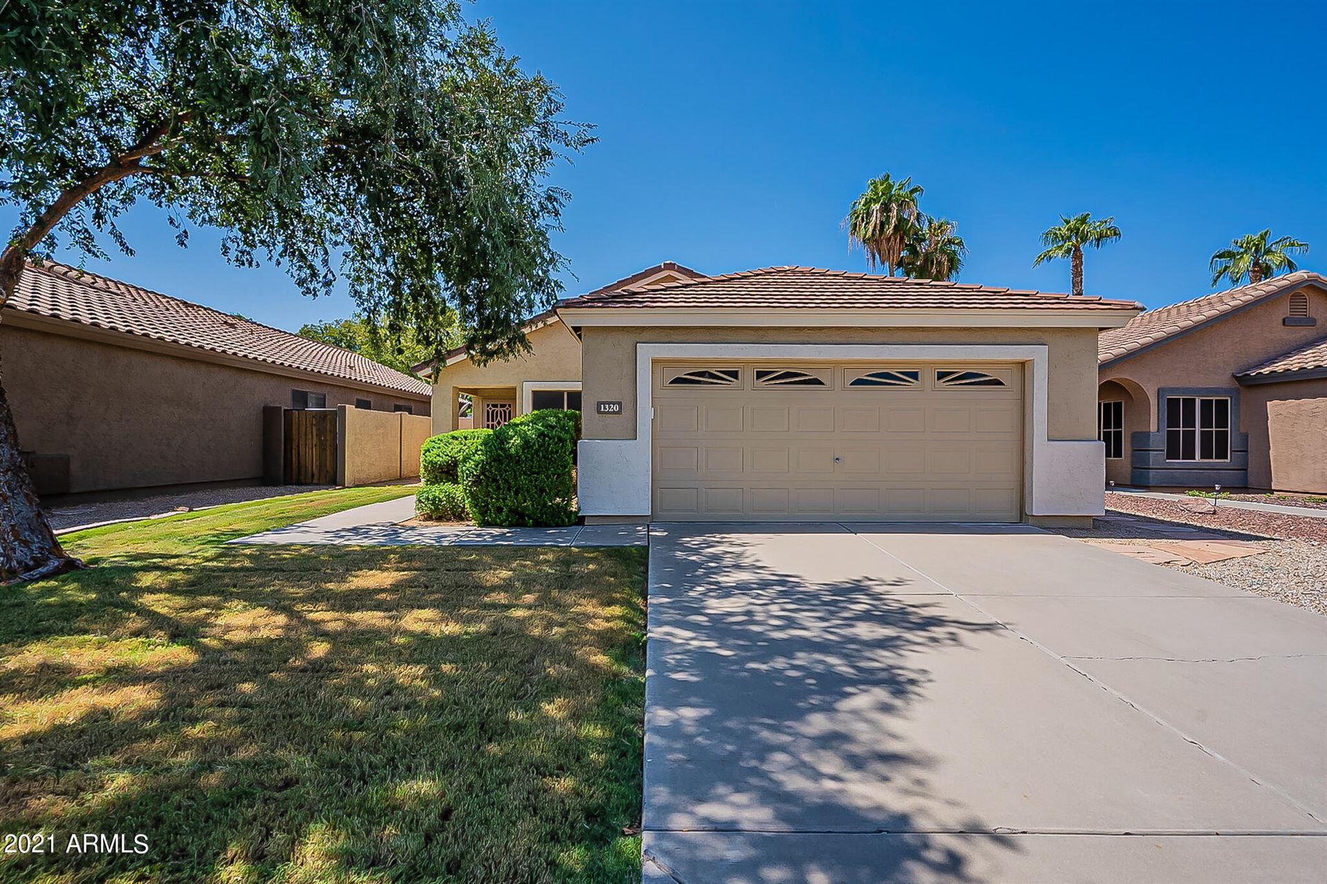 Photo of 1320 S PORTER Street, Gilbert, AZ 85296 (MLS # 6292201)