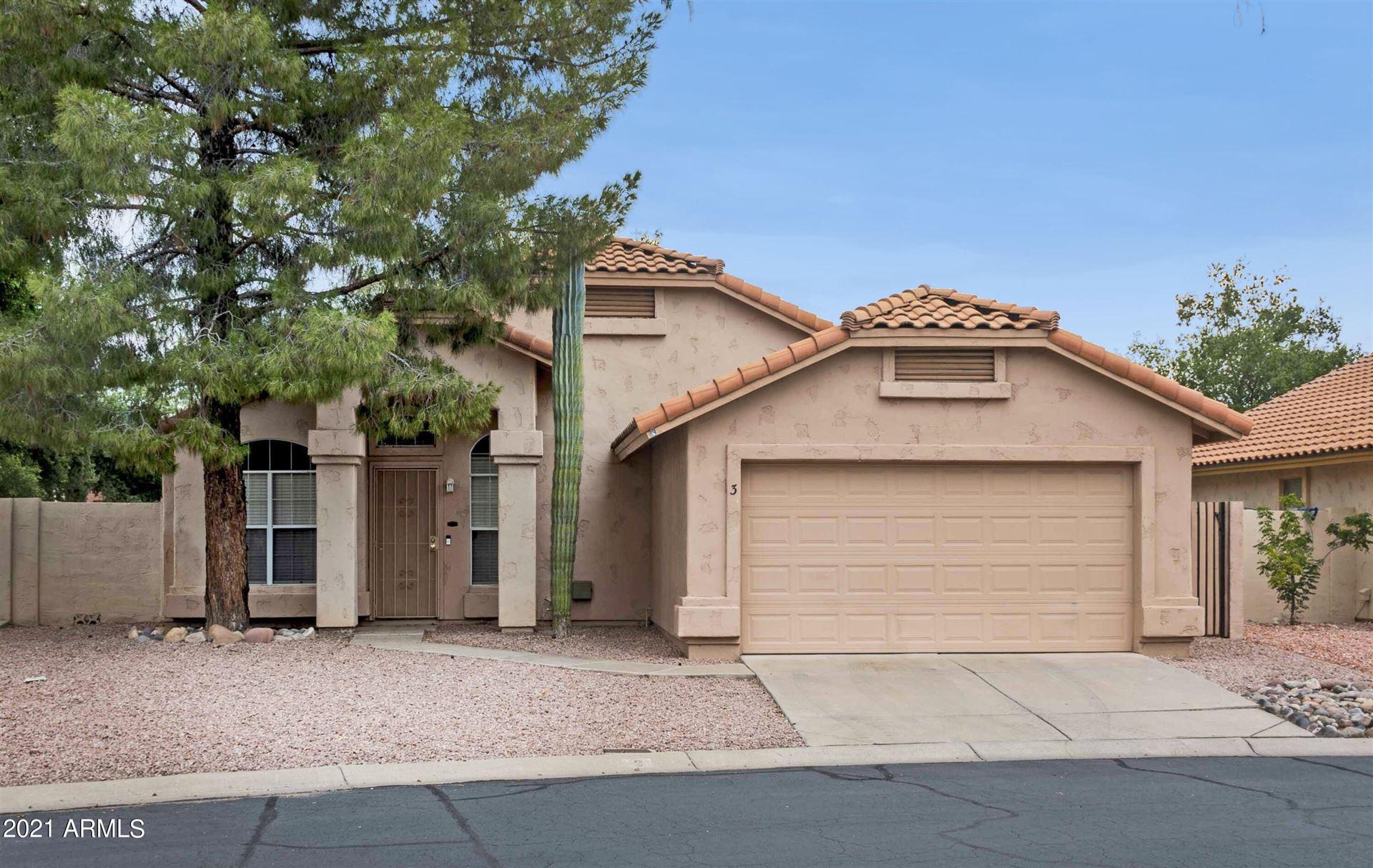 2560 N LINDSAY Road #3, Mesa, AZ 85213 - MLS#: 6295201