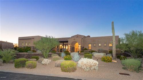 Photo of 8716 E VILLA CASSANDRA Drive, Scottsdale, AZ 85266 (MLS # 6126202)
