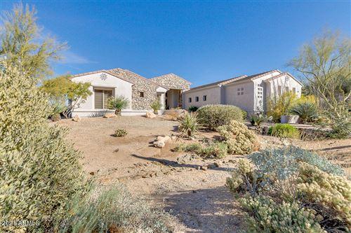Photo of 11278 E DESERT TROON Lane, Scottsdale, AZ 85255 (MLS # 6182202)